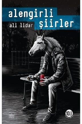 İthaki Yayınları Alengirli Şiirler Ali Lidar