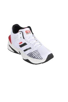 Jump Unisex Çocuk Beyaz Basketbol Ayakkabı