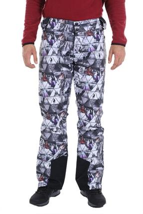 Exuma Erkek Beyaz Kar Ve Kayak Pantolonu 2013031 10w342013031