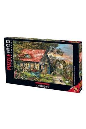 Anatolian Puzzle 1032 Kulübe Puzzle / Anatolian