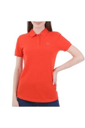 Kappa Rdk Kadın Polo T-shirt Sharas Nar Çiçeği