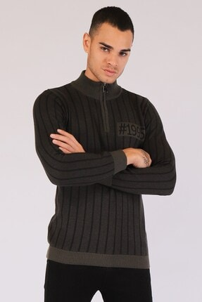 Twister Jeans Erkek Et 3475 (t) Hakı-sıyah