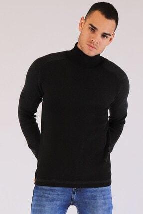 Twister Jeans Erkek Siyah Kazak Et 3481