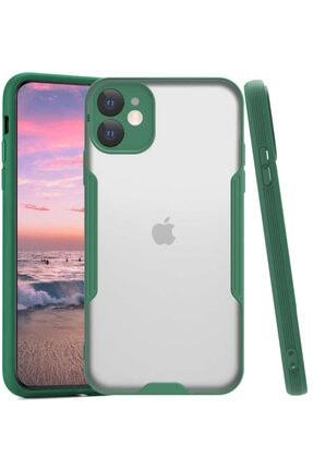 Apple Iphone 11 Kılıf Ince Korumalı Pastel Silikon Mat Şeffaf