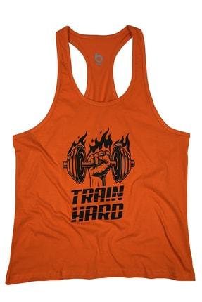 BLUU Fitness Gym Tank Top Sporcu Atleti 4109