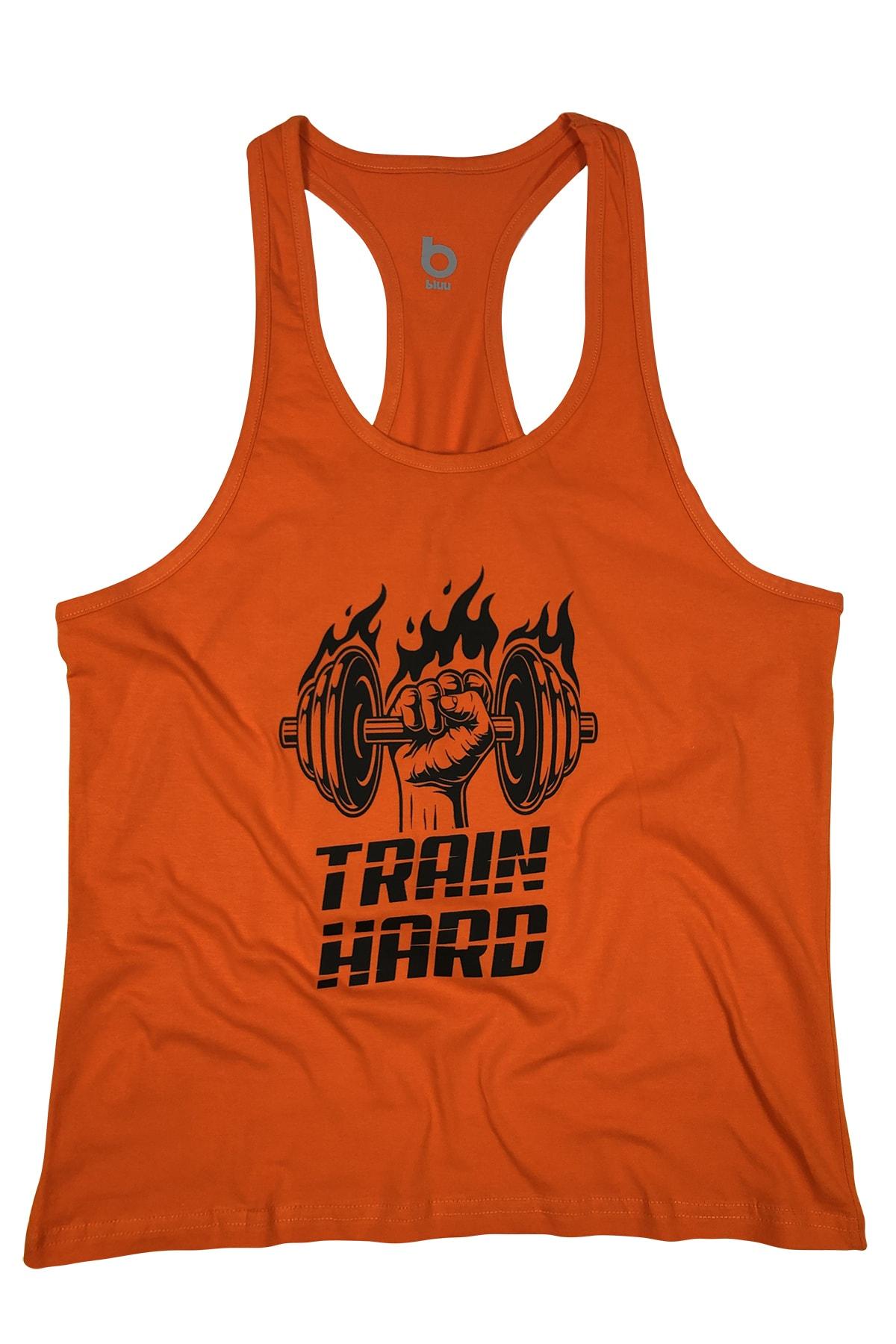 BLUU Fitness Gym Tank Top Sporcu Atleti 4109 1