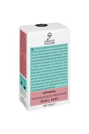 Mehmet Efendi Kuru Kahveci Özel Seri Ethiopian Filtre Kahve 250 Gr