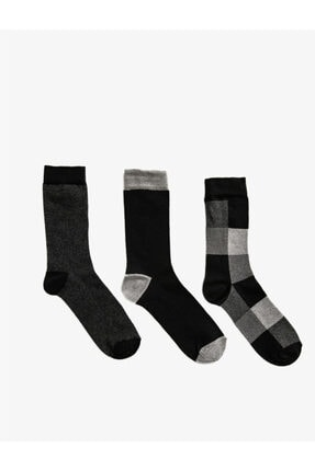 Koton Erkek 3'lü Çorap Seti