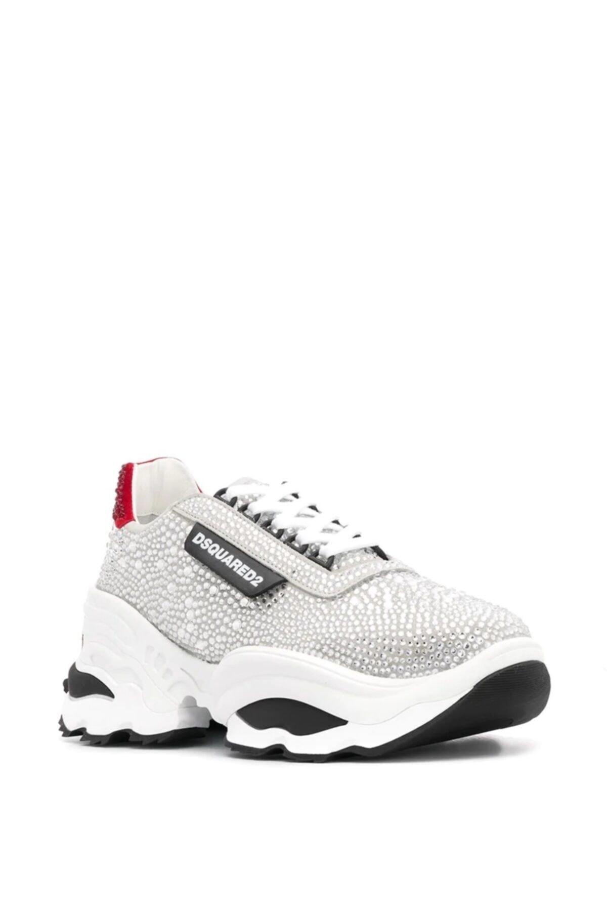 DSquared2 Erkek Beyaz Ayakkabı Snm0136-01603145-m1260 2