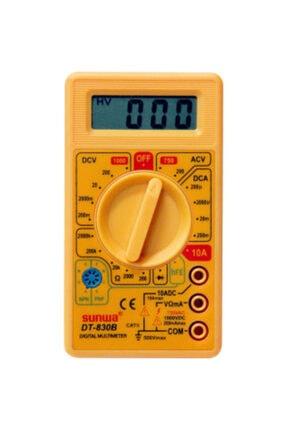 Alife Avometre Dijital Ölçü Aleti Multimetre