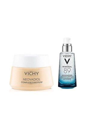 Vichy Mineral 89 x Neovadiol Normal Cream Kit