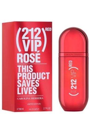Carolina Herrera 212 Vıp Rose Red Edp 80 ml Kadın Parfüm 8411061970959