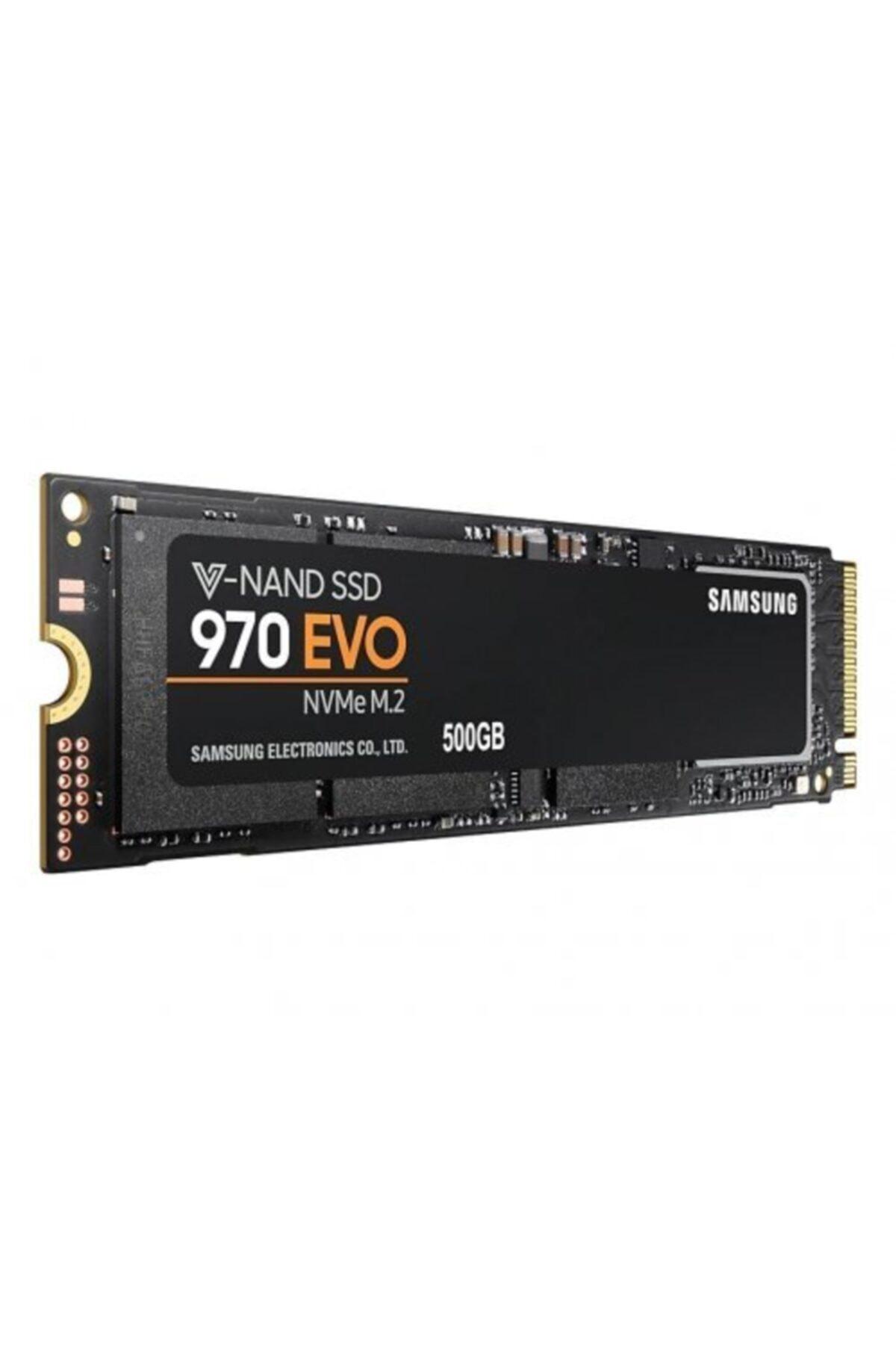 Samsung 970 Evo MZ-V7E500BW 500GB 3500/2500mb/s NVME  M.2 SSD Disk 2