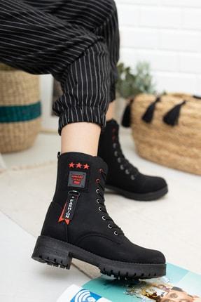 Twingo 7230 Soğuk Geçirmez Kadın Bot Ayakkabı