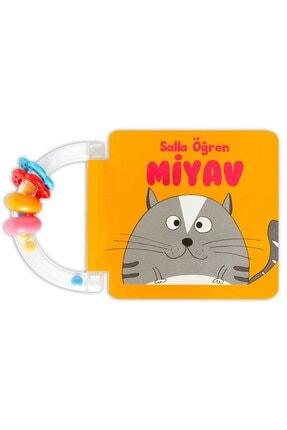 bebeğimin Bebek Kitabı Salla Öğren Miyav