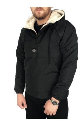 Twentyone Clothing Kürklü Kanguru Mont