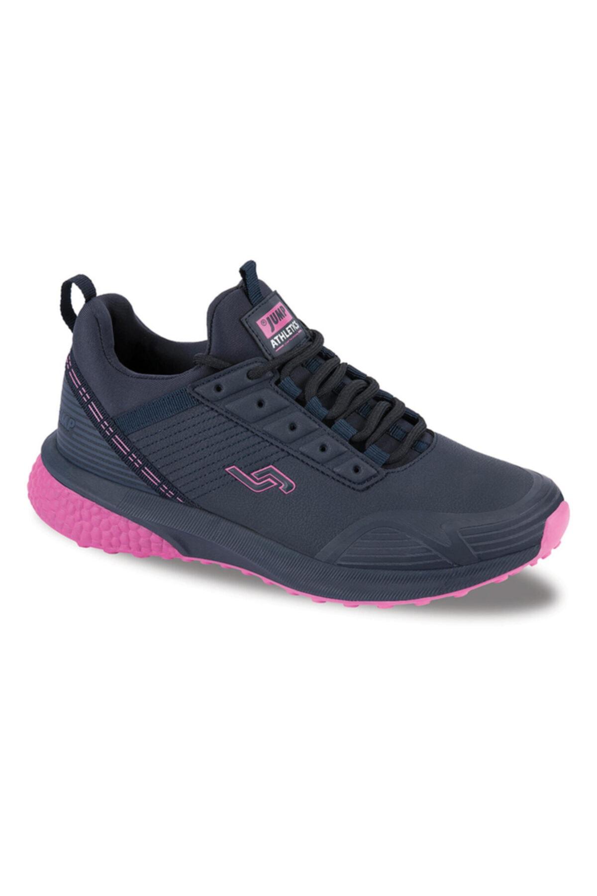 Jump Kadın Lacivert  Spor Ayakkabı 25750 1
