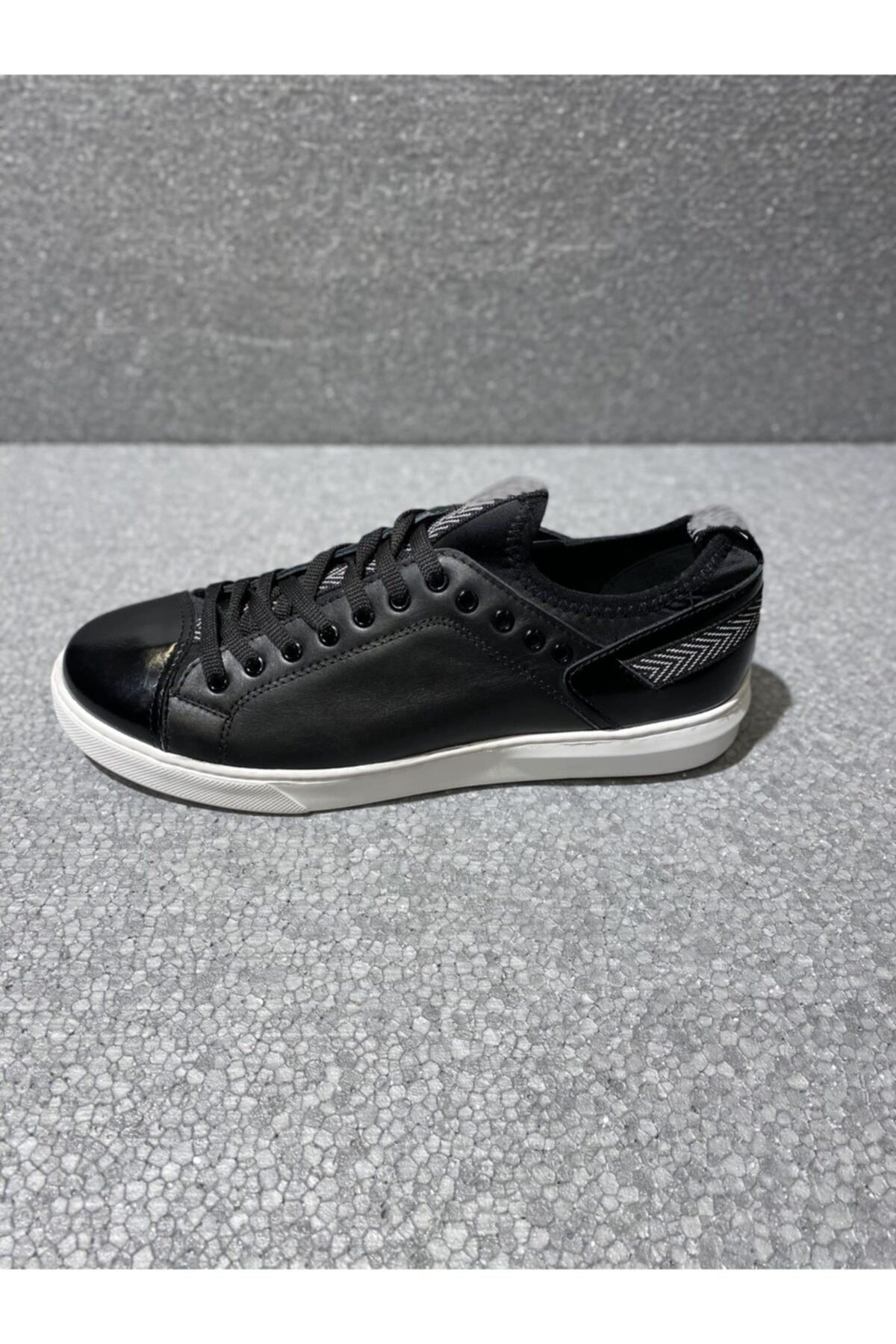 TETRİ Erkek Siyah Günlük Sneakers 1
