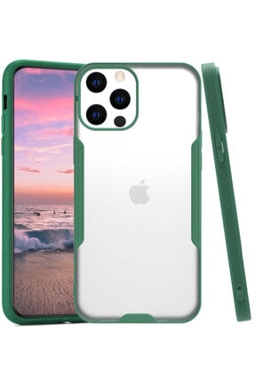 Apple Iphone 12 Pro Max Kılıf Ince Korumalı Pastel Silikon Mat Şeffaf
