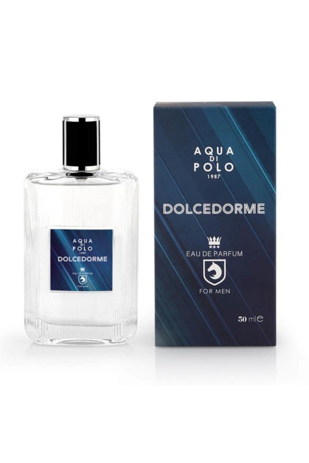 Aqua Di Polo 1987 Aqua Di Polo Dolcedorme Edp 50 Ml Erkek Parfümü 1