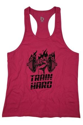 BLUU Fitness Gym Tank Top Sporcu Atleti 4115