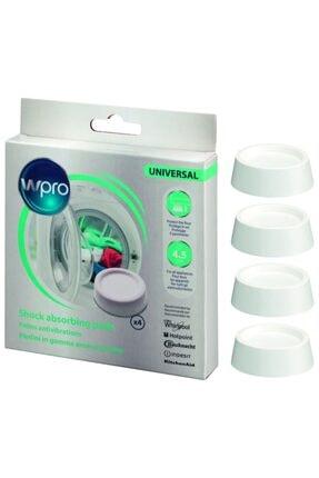 Arçelik Profilo Çamaşır Makinesi Orijinal Titreşim Ayağı 4 Adet (kutulu)