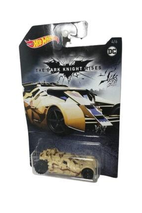 HOT WHEELS The Dark Knıght Batman Serisi Tımbler Mini Araba % 100 Orjınal(1 Stoklu Ürün)