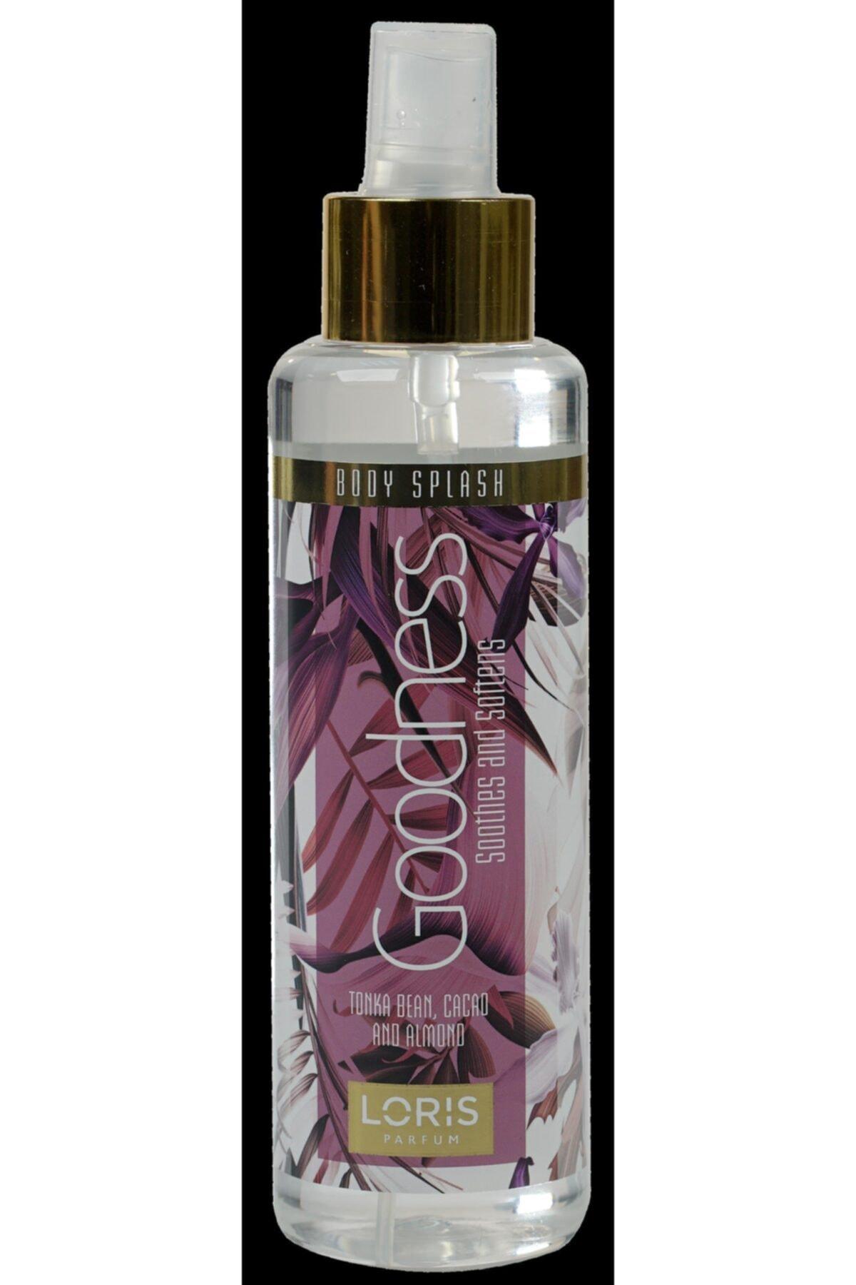 Loris 160 Ml Goodness Body Spray (bayan) 1