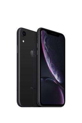Apple iPhone XR 64GB Siyah Cep Telefonu (Apple Türkiye Garantili) Aksesuarsız Kutu
