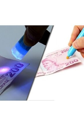 Elif İş Eğitimi Sahte Para Kalemi Işıklı