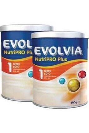 Evolvia Nutripro Plus 1 Bebek Maması 800 gr 2 Adet