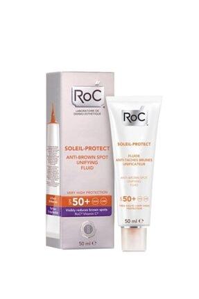 Roc Soleil Protect Kahverengi Lekelere Karşı Spf50 - 50ml