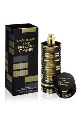 Davidoff The Brilliant Game Edt 100 ml Erkek Parfüm 3607342808188