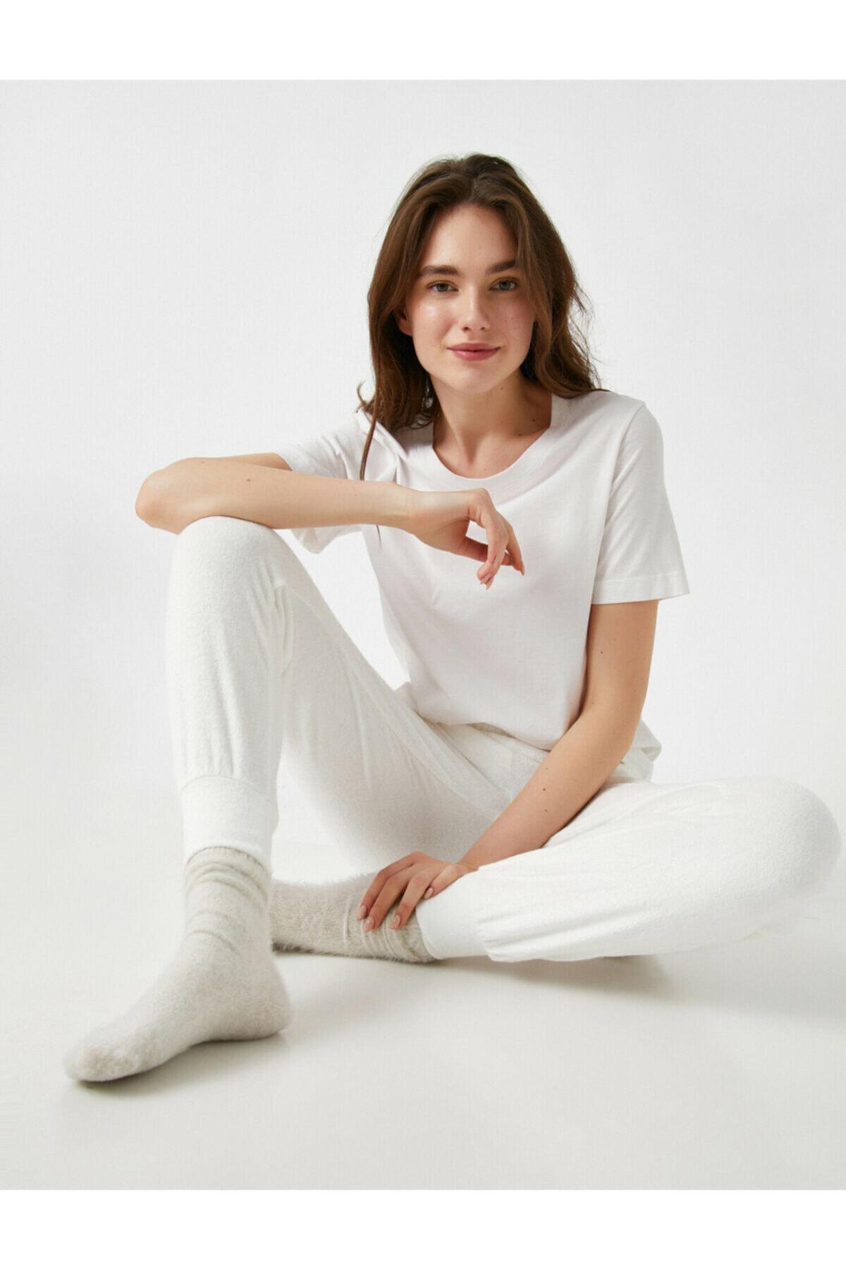 Koton Pyjamas Knıt Bottoms 1