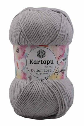 Kartopu Cotton Love El Örgü Ipi 100 Gr | K991