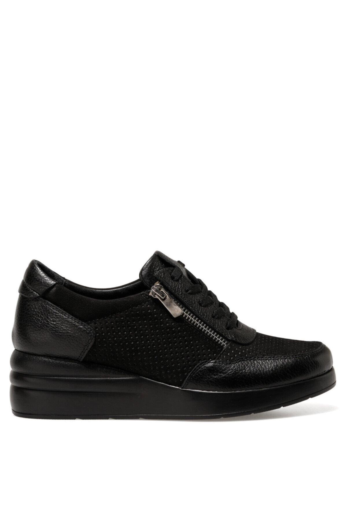 İnci SALVATORE Siyah Kadın Comfort Ayakkabı 101025975 1