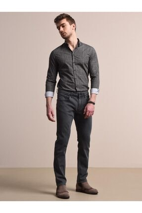 Kip Erkek Haki Denim Pantolon