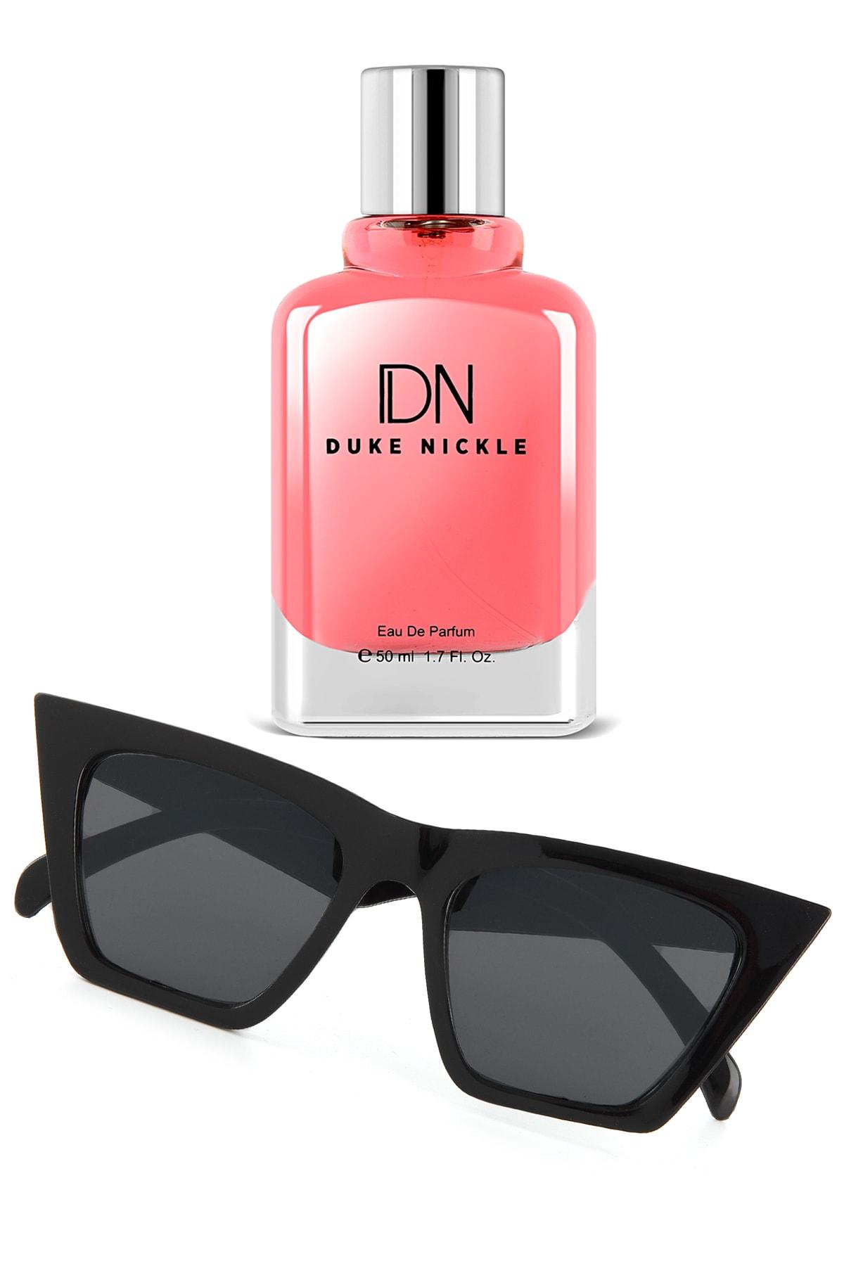 Duke Nickle Edp 50 ml Kadın Parfüm + Güneş Gözlüğü 1PDN1007SYH 1