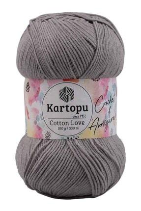 Kartopu Cotton Love El Örgü Ipi 100 Gr