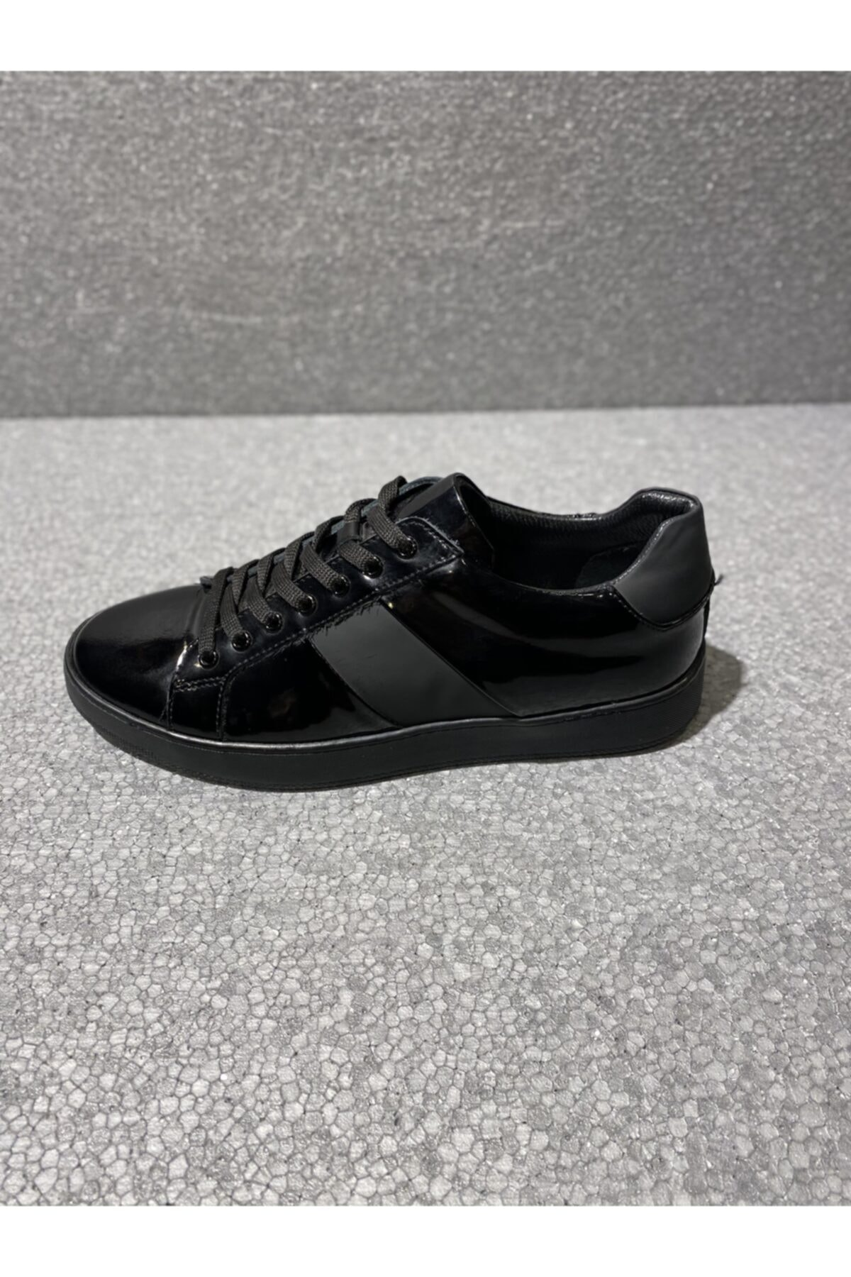 TETRİ Erkek Siyah Günlük Sneaker 1