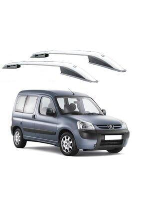 TP Peugeot Partner/berlıngo 1998-2008 Üst Çıta Aluminyum
