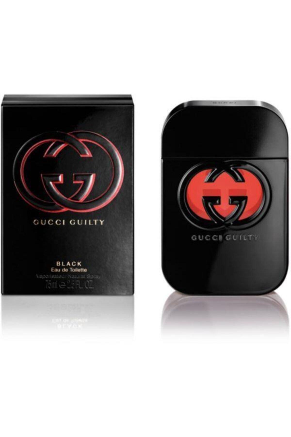 Gucci Guilty Black Edt 75 Ml Kadın Parfümü 1