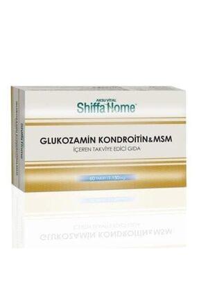 Aksu Vital Shiffahome Glucosamine & Chondroitine & Msm (60 Tablet)
