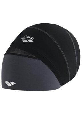 ARENA Unisex Siyah Smartcap Polyester Yüzme Bonesi