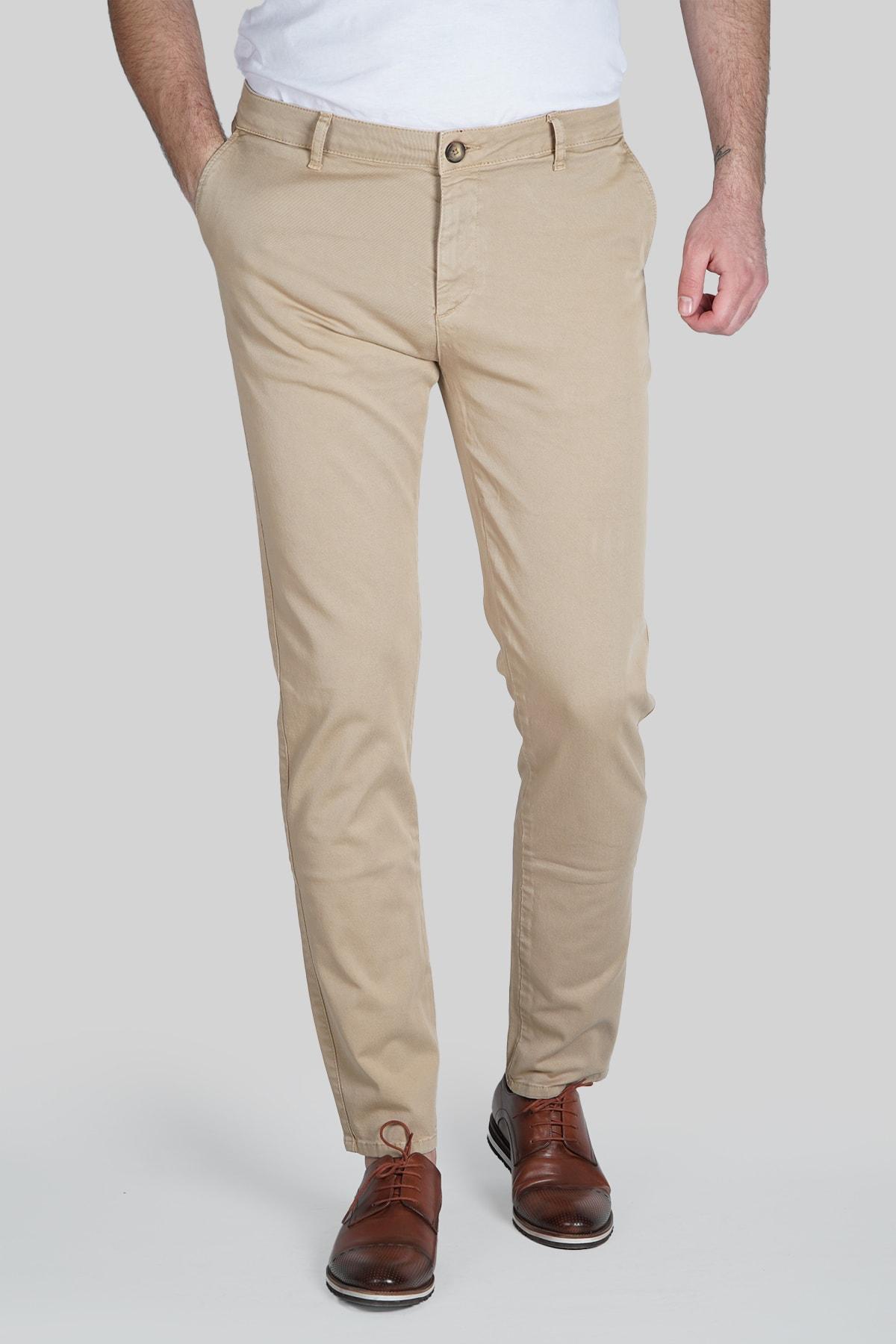 İgs Erkek Camel Dynamic Pantolon 1
