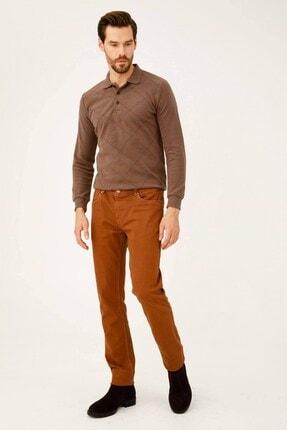 İgs Erkek Bakır Slim Fit Pantolon
