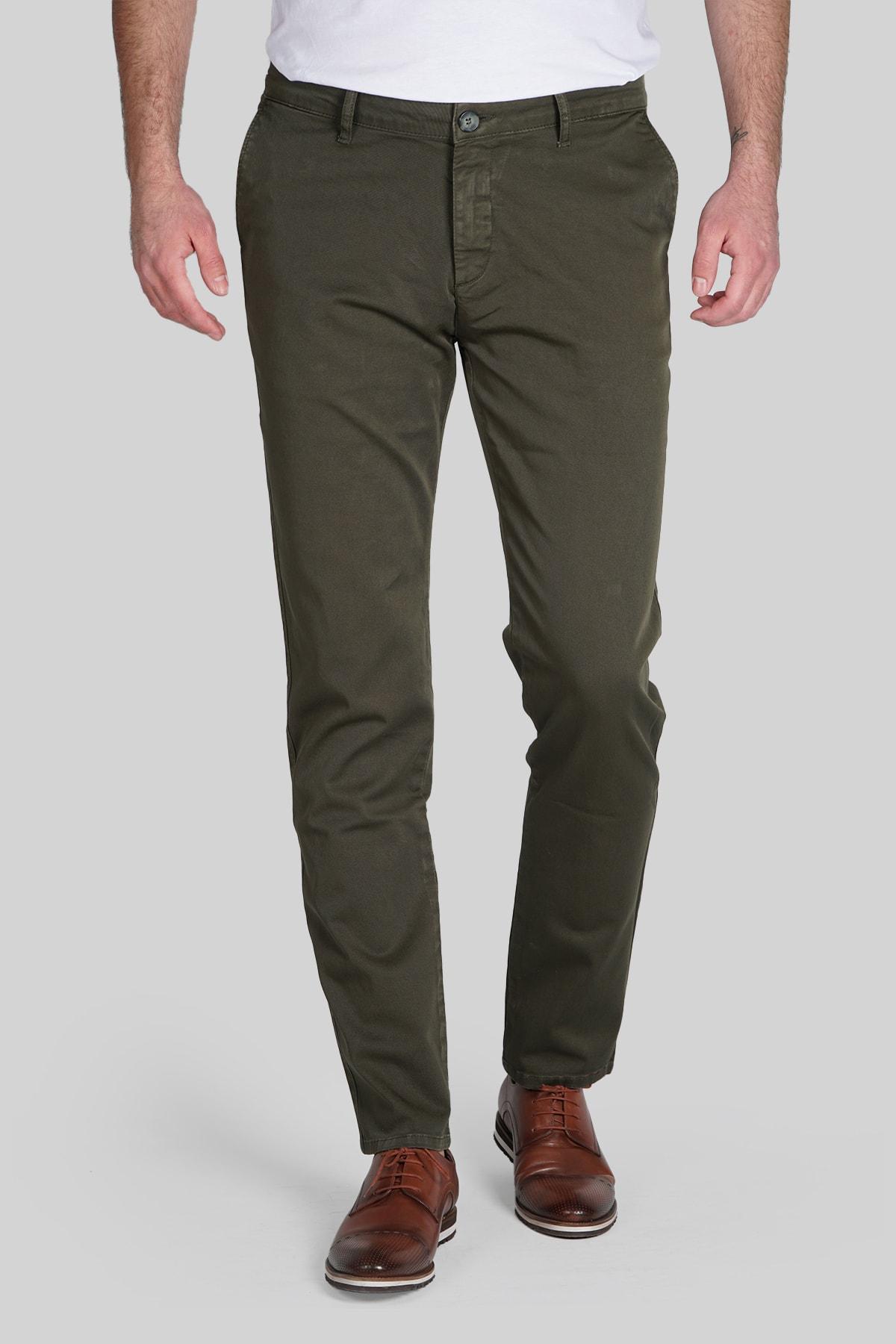 İgs Erkek Haki Dynamic Pantolon 1