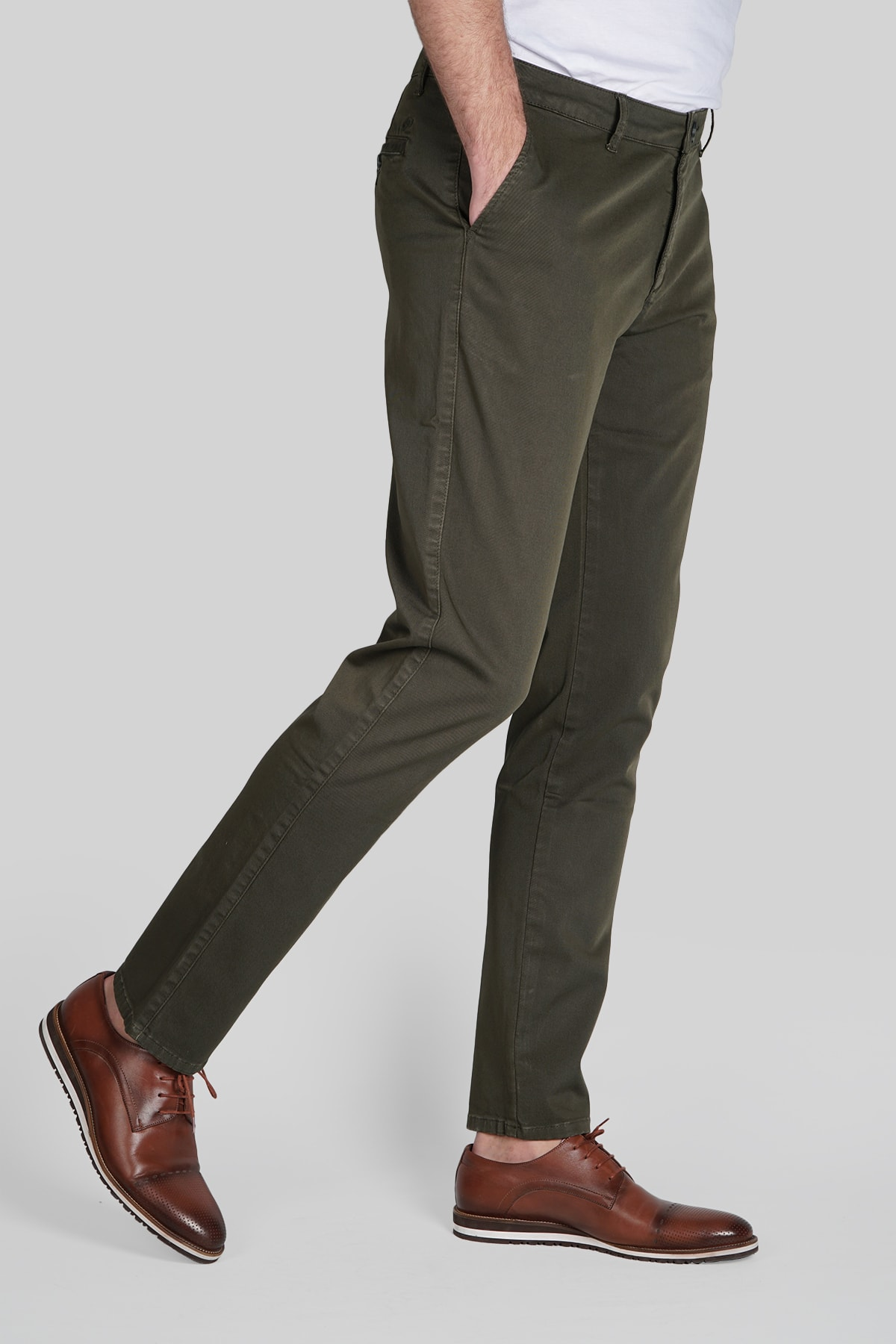 İgs Erkek Haki Dynamic Pantolon 2