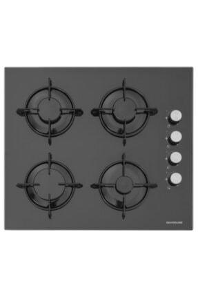Silverline Siyah 60 cm Ankastre Ocak Cs5349b01
