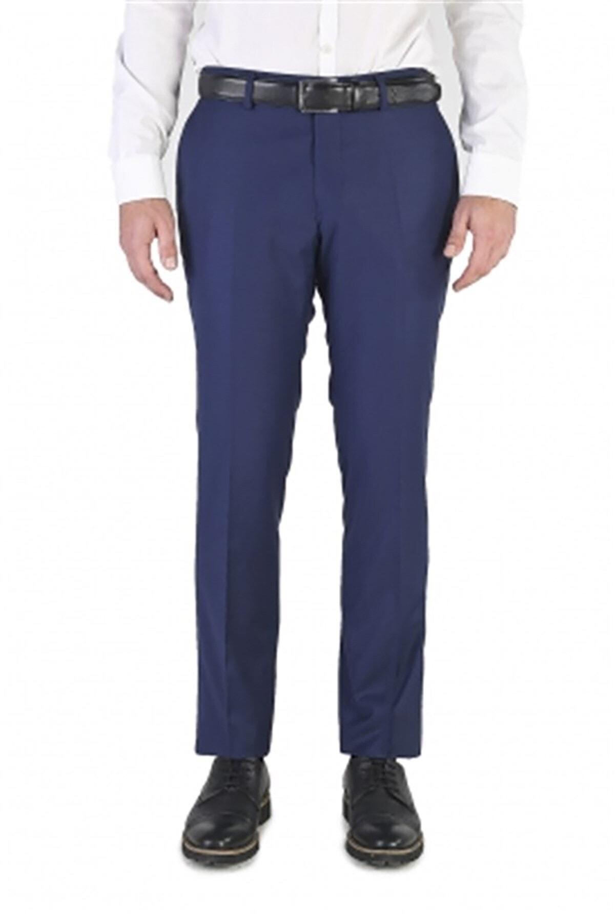 İgs Erkek Lacivert Regular Fit Pantolon 1